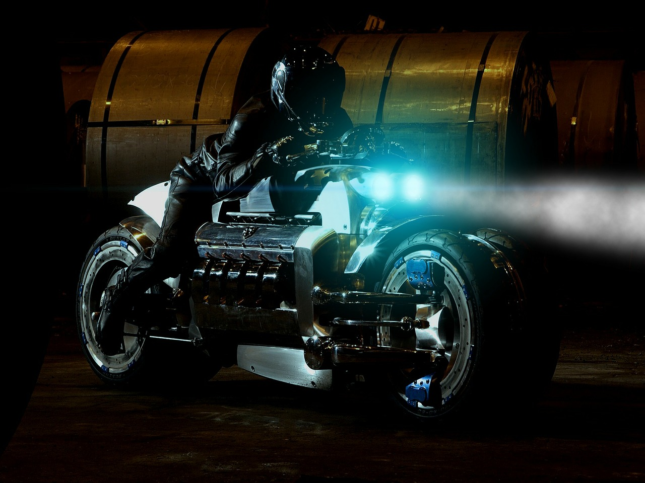 Fame gets dodged: Dodge Tomahawk